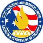Title 1 Academic Achievement Award California Department of Education